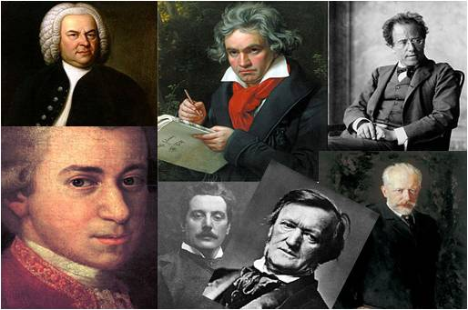 Image of The Great Composers