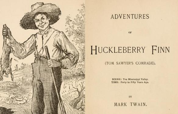 Image: Adventures of Huckleberry Finn