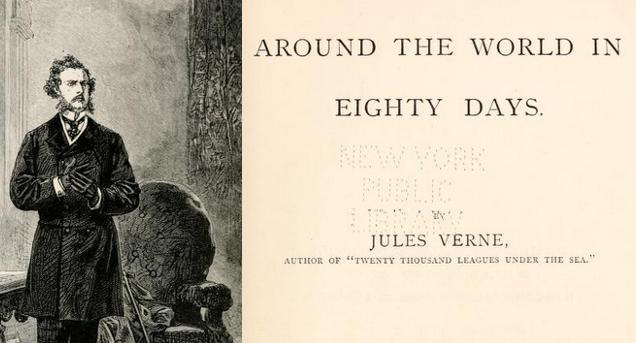 Image: Around the World in Eighty Days