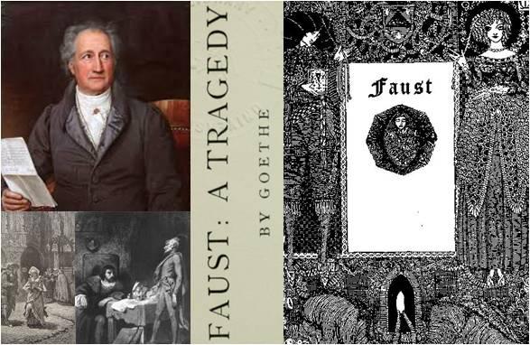 Image: Johann Wolfgang von Goethe's Faust