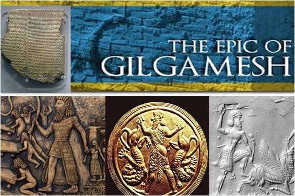 Image: The Epic of Gilgamesh