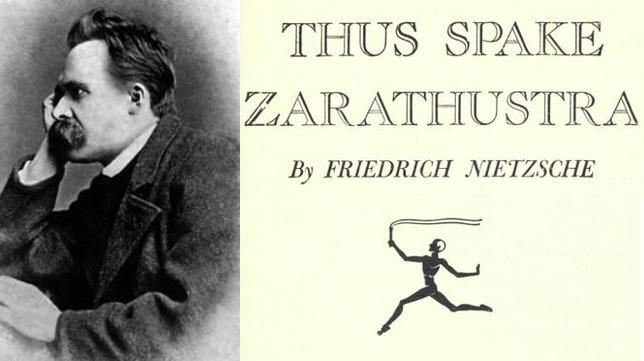 Image: Thus Spake Zarathustra