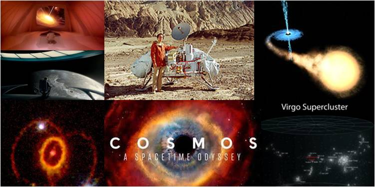 Image: Cosmos: A Spacetime Odyssey