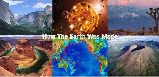 Image of How the Earth Was Made Series 2