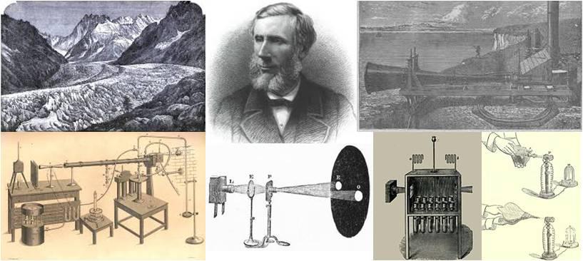 Image of John Tyndall's Books