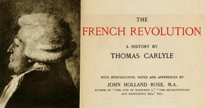 Image: The French Revolution: A History