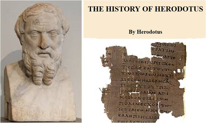 Image: The Histories of Herodotus