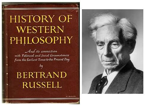 Image: A History of Western Philosophy by Bertrand Russell