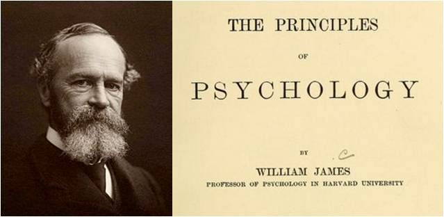 Image: The Principles of Psychology by William James