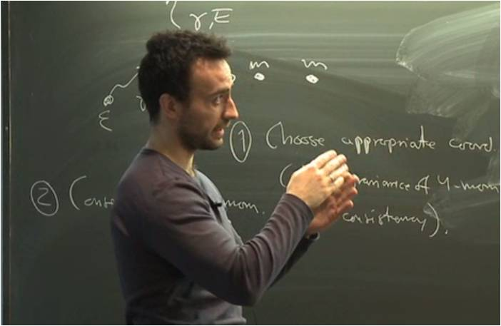 Image of TFY4345: Classical Mechanics